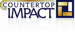 countertop impact logo