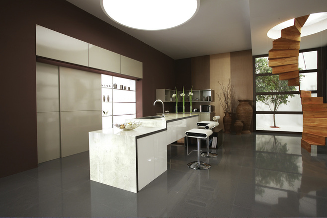Countertop Impact - Surface Kitchen Worktops