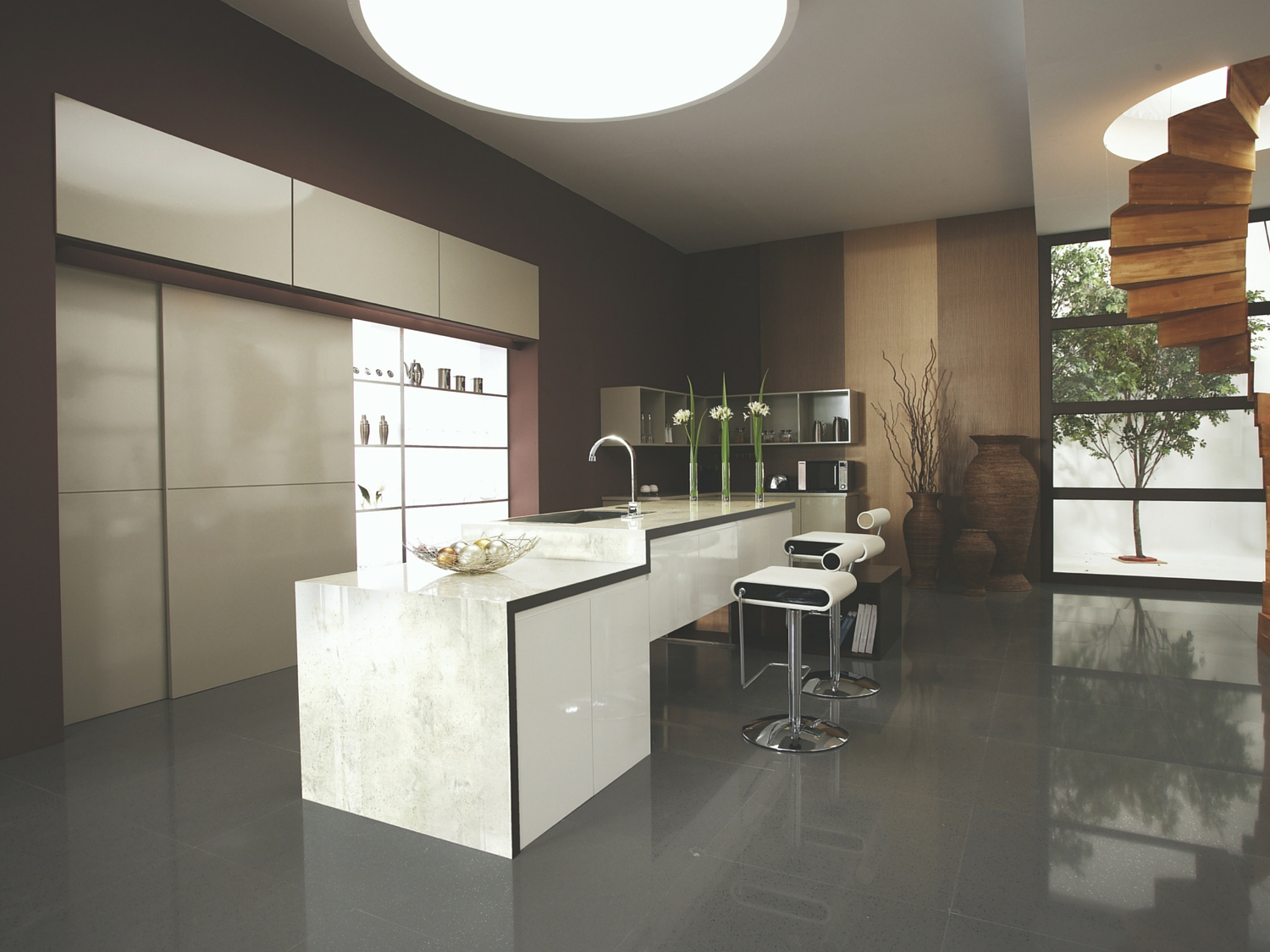 Kitchen Worktops – Countertop Impact