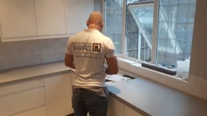 Solid SLABTECH Kitchen Worktop