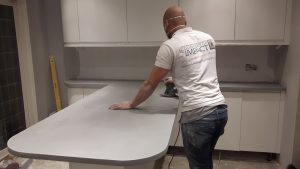 Solid SLABTECH Kitchen Worktop