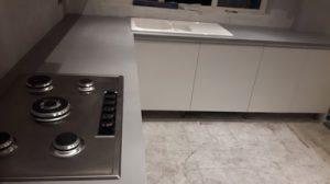 Apollo slabtech grey kitchen worktop