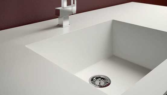 Corian Sinks by Countertop Impact